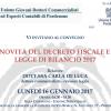 LE NOVITÀ DEL DECRETO FISCALE & LA LEGGE DI BILANCIO 2017