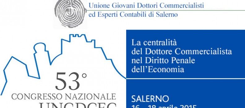 Convegno Nazionale Salerno