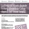 La riforma del sistema doganale. 23.06.2016 (2 crediti)